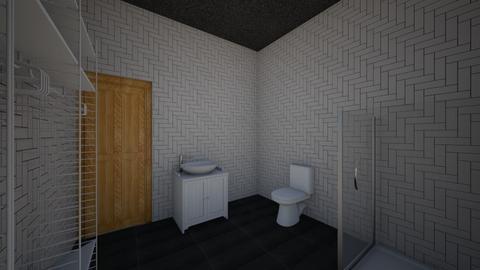 Drew Schlachter Bathroom  - Bathroom  - by dschlac1
