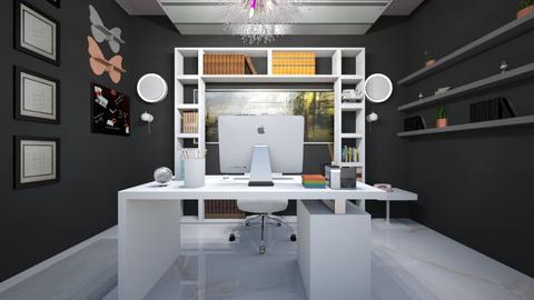 Christ Angela Office  - Office  - by caryn418