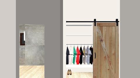 1e verdieping_inrichting - by Kelsey van den Bogaard