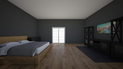Bedroom - Modern - Bedroom - by CrAbby999