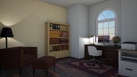 office  - Masculine - Office  - by cowplant_4life