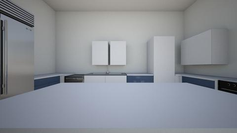 kitchnn - Kitchen  - by clairevanderau24