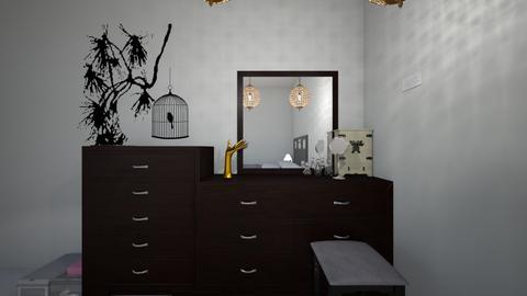 bedroom 2 - Bedroom  - by arafa2002