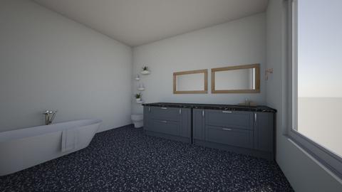 TBB - Bathroom - by Georgiaandres