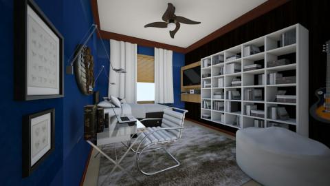 my little bedroom1 - Modern - Bedroom  - by ritsa