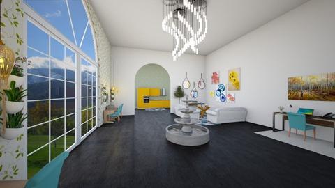 Business Retreat - Modern - Office  - by guinealove4