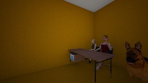 Jo 5 - Office - by JojoMeli