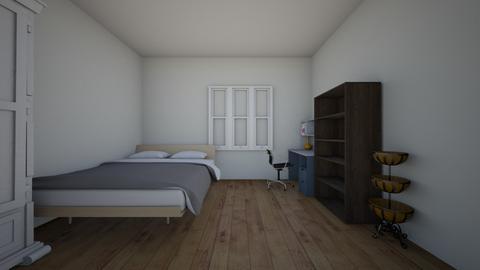 bedroom flat design - Bedroom  - by rahul shinde