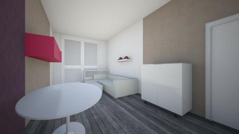 RTub - Dining room - by riikkardo