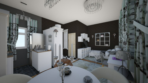 studio 30m2 pic3 - by miast