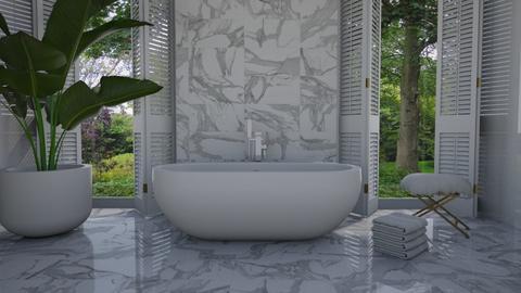 Luxury - Bathroom  - by Thrud45