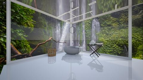 Feel Free Forest contest - Bathroom  - by tessmcquillan