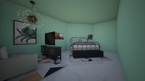 Diana - Retro - Bedroom  - by MillieBB_fan