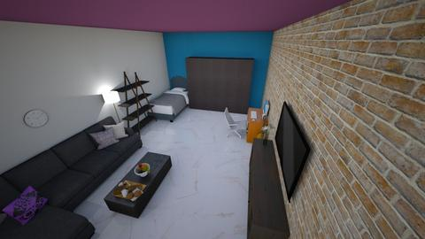 my room tour - Bedroom  - by kaunain Ansari