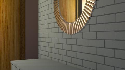 areeya - Minimal - Bedroom - by areeya rohitopakarn