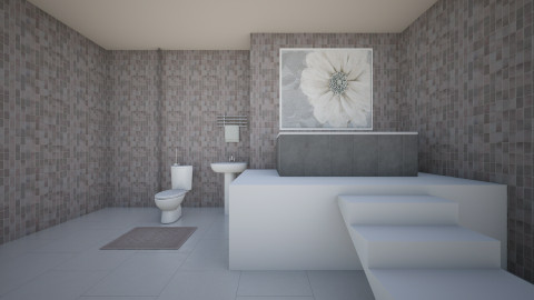 Bathroom - by Rosely