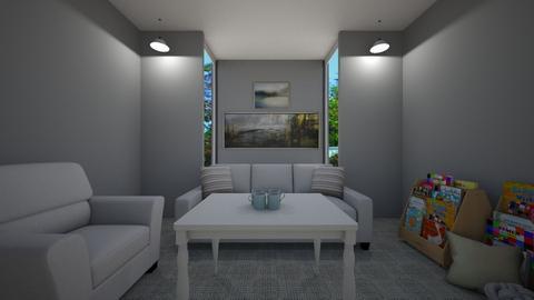 minimalist - Minimal - Living room - by R A I N A