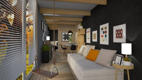 Container home - by MiaM