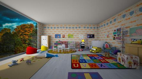 Baby room - Kids room - by Ninorucska