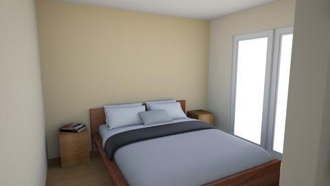 Slaapkamer 2 - Bedroom - by koosterl
