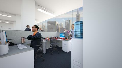 The Newsroom 2 - Office  - by SammyJPili