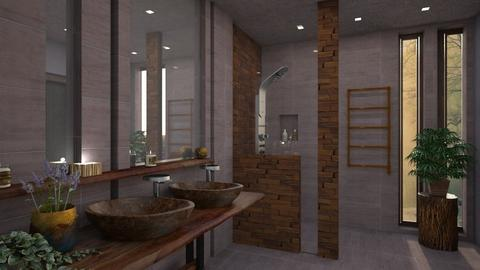 Lavender - Modern - Bathroom  - by kantorjanos
