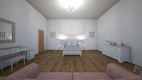 bedroom - Bedroom - by lucytummon