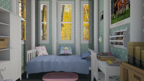 Happy hours - Kids room  - by Alternative