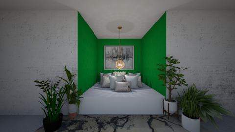 I Love Plants  - Bedroom  - by rona123