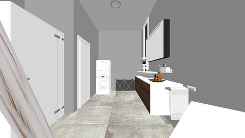 Modern - Bathroom  - by CWidmer
