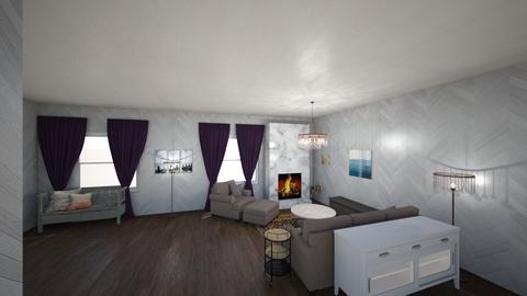 living room 2 - Living room - by mandie101