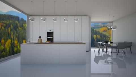 hgfdxc - Kitchen  - by Asia Liberkowska