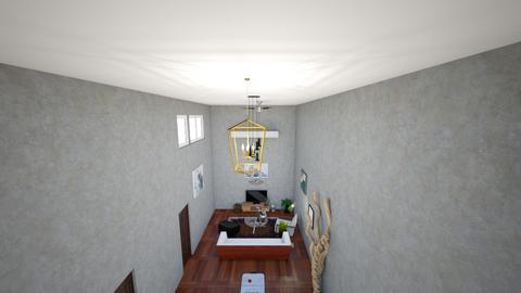 2nd Living room - Modern - Living room  - by KiraxoDeAlfonso