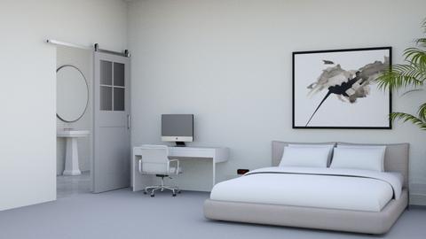 Contest_5_Grande93 - Bedroom  - by Grande93