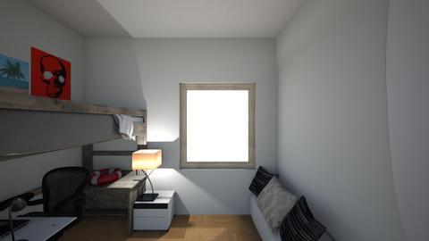 Matteo room number 2 - Kids room - by matteodemoya