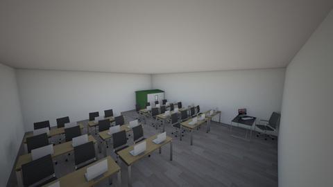 Room 125 v1 - Office  - by andrewjohnsonx