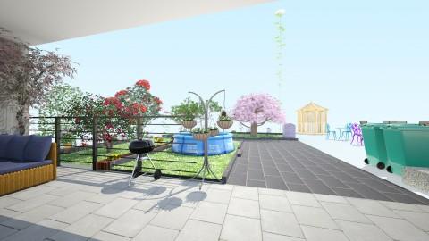 eskaa - Minimal - Garden - by esmeraldaa_667