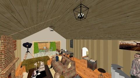 Vintage Living Room - Vintage - by galoshe