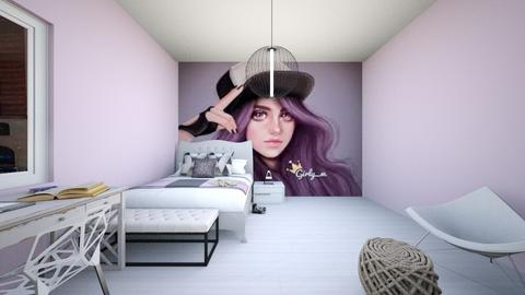 Aria_University Series - Modern - Bedroom  - by Agamanta