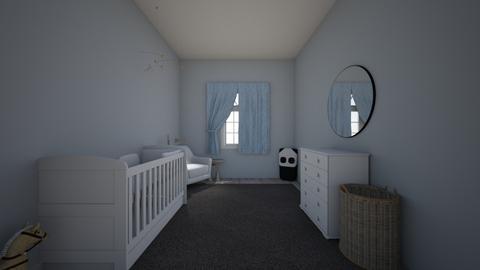 Sarah Dempster - Kids room - by lilg129class