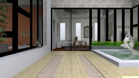 mixed up - Modern - Living room  - by facundo