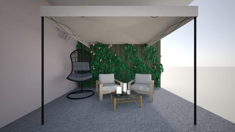 Mu Future Garden - Garden  - by AngyLieke