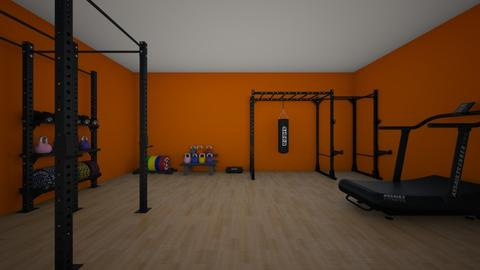 gym chellenge - by authentic