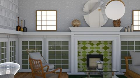 Hasami   - Living room - by Tree Nut