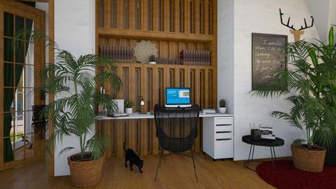 Boho - Office - by Brubs Schmitt