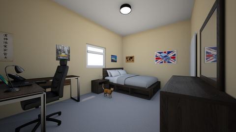 Bedroom idea - Bedroom  - by Landon Tipton
