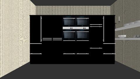 DDD - Kitchen  - by nayamansour