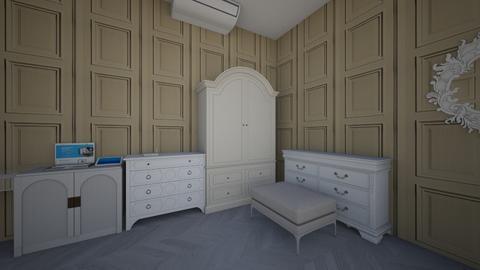 vintage bedroom - Vintage - Bathroom  - by artsdfghjk