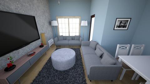 salon son hali 20 - Modern - Living room  - by filozof