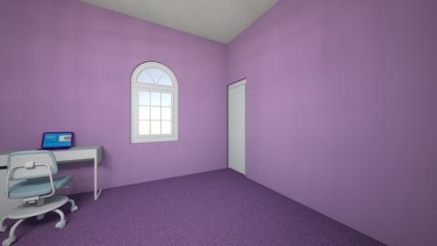 Natalie dream bedroom  - Bedroom  - by willow56